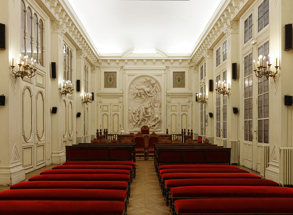 Top 5 des mairies d arrondissement pour un mariage paris for Top 5 d