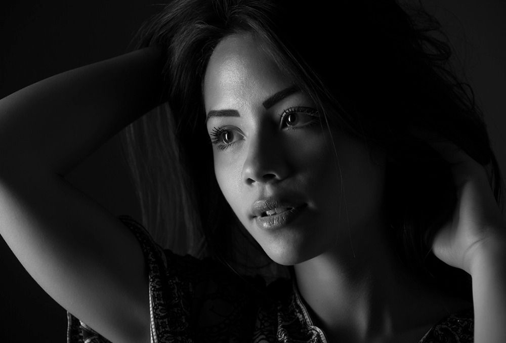 shooting photo portraits en studio retouches en suppl ment en studio avec axel ludovic. Black Bedroom Furniture Sets. Home Design Ideas