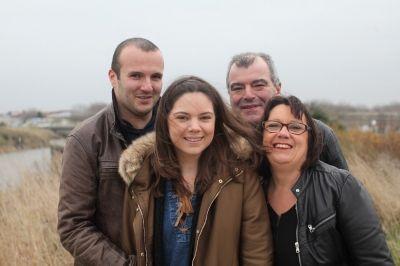 Albano, photographe Portrait Famille à Dunkerque
