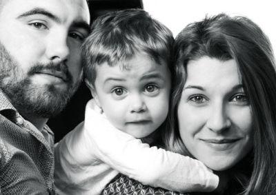 Shooting photo portrait famille -9 © Emmanuel