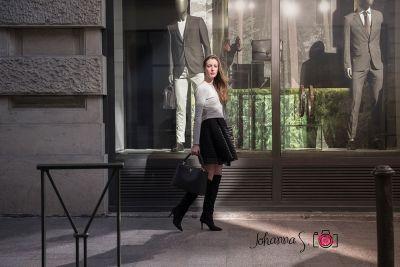 Johanna, photographe Portrait Noel à Toulouse