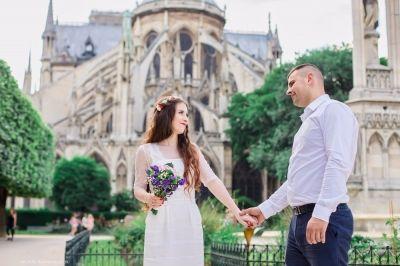 Alex, photographe Shooting mariés - Photos à Paris 14ème