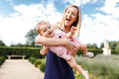 Charlotte, photographe Portrait Famille à Antony