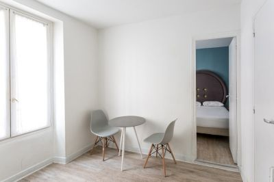 Paulette , photographe Appartement  à Paris 20ème