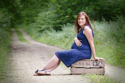 Alexia, photographe Grossesse à La Haye-Aubrée