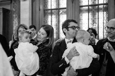 Paulette , photographe Baptême à Paris 20ème