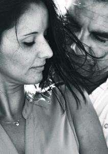 Shooting photo portrait couple -1 © Emmanuel