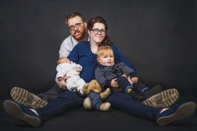 Jehan, photographe Portrait Famille à Appenwihr