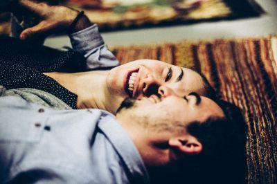 Shooting photo portrait couple -3 © Fanny